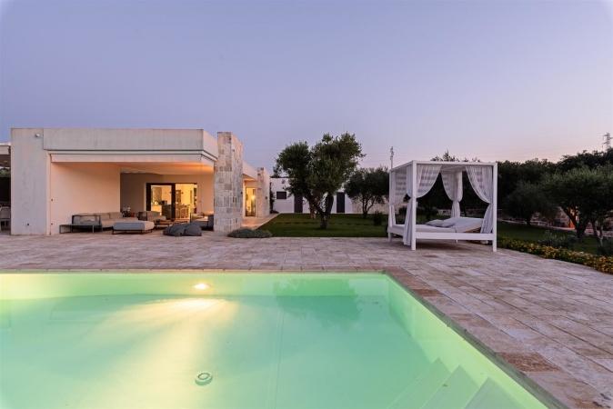 Ville di Lusso in affitto in Puglia Offerte del Mese