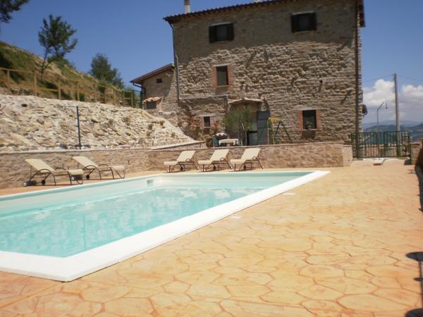 Villa Indipendente con Piscina in Umbria I Nostri Viaggi