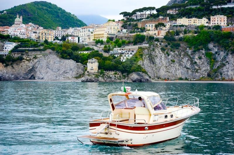 Escursione in Barca della Costiera Amalfitana