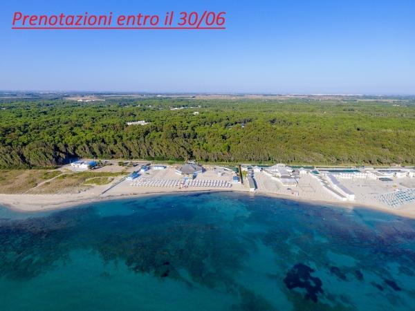 Vacanza al Mare in Puglia - Campoverde Village San Cataldo dal 16 al 23 Agosto 2020 I Nostri Viaggi