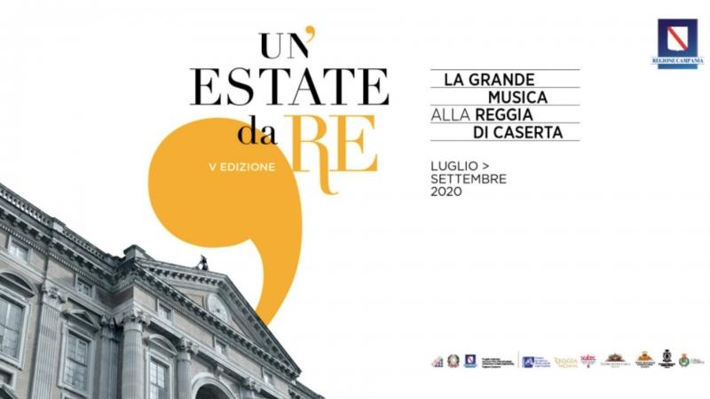 Un' Estate da Re 2020 Teatri ed Eventi