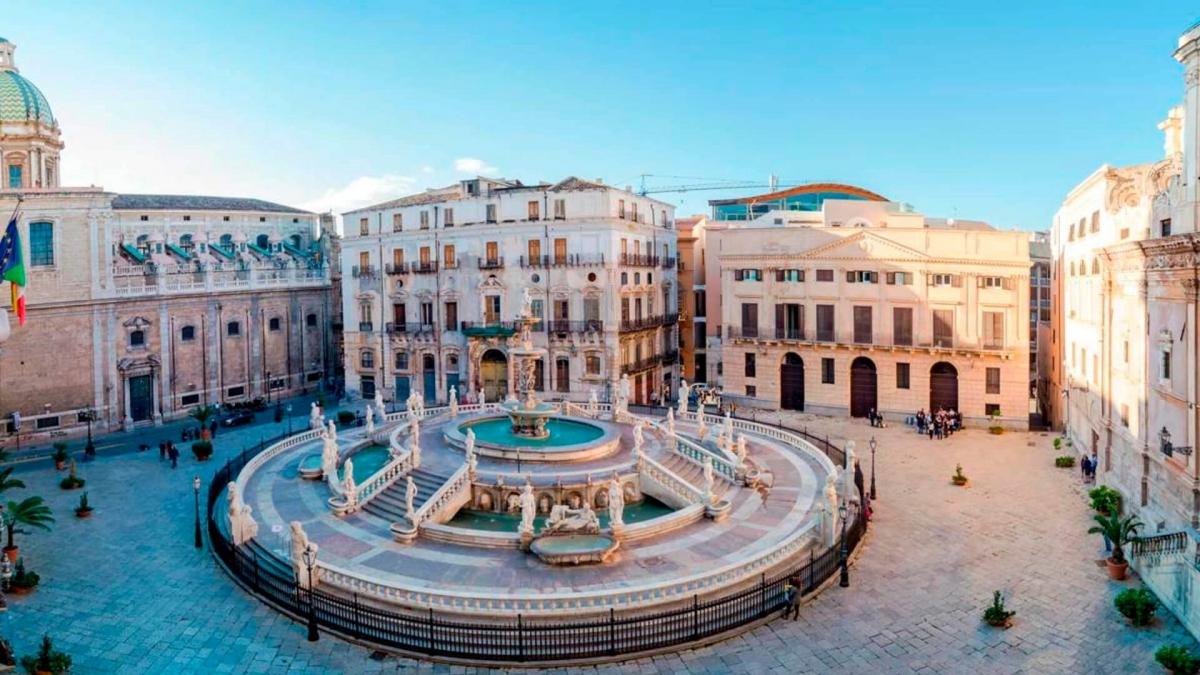 Palermo e dintorni (30 ottobre - 02 Novembre 2021)