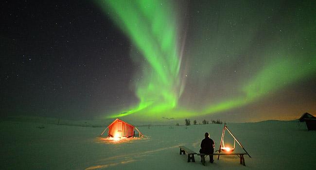 Aurora Boreale in Svezia (11 - 15 marzo 2021) I Nostri Viaggi