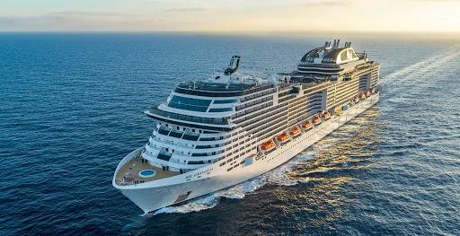 Crociera Tutto Incluso a bordo di MSC Grandiosa (20 - 28 aprile 2021) I Nostri Viaggi