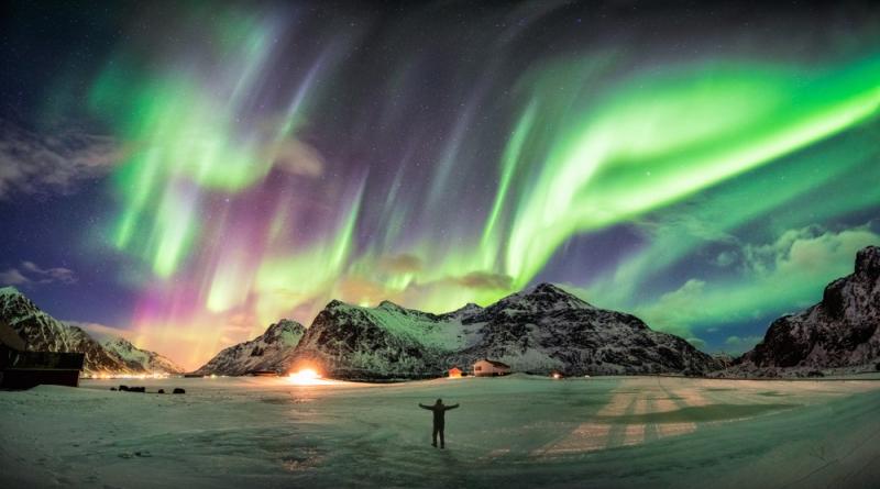Aurora Boreale in Islanda ( 29 ottobre - 02 novembre 2021 )