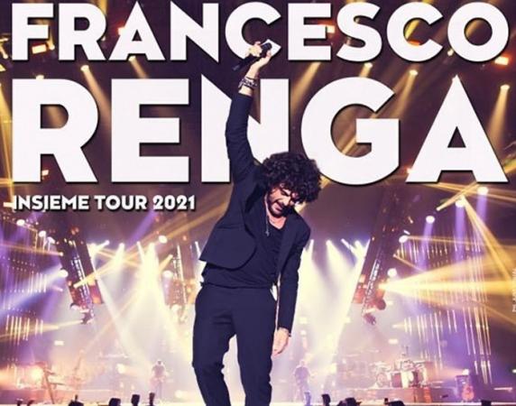 Francesco Renga in Tour - Teatro Augusteo Napoli - 01 Dicembre 2021 Teatri & Eventi