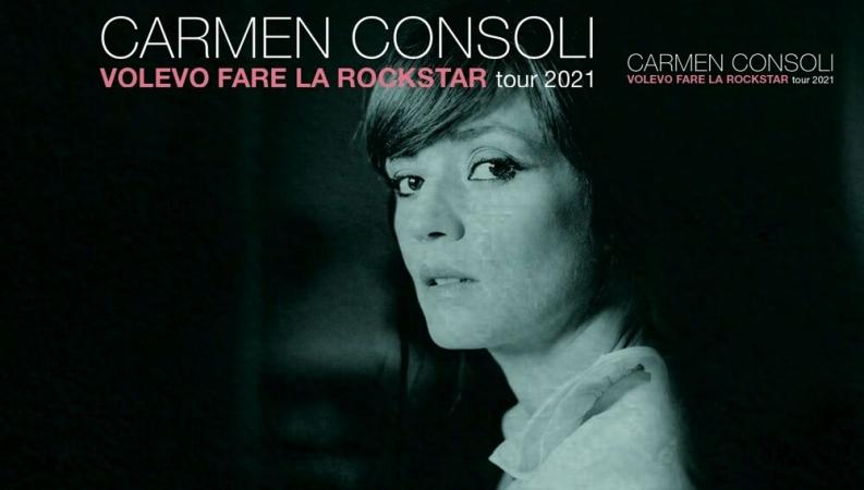 Carmen Consoli in Tour - Teatro Augusteo Napoli - 16 Novembre 2021 Teatri & Eventi
