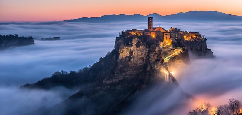 I Più Bei Borghi - Civita di Bagnoregio - Calvata - Orvieto (23- 24 ottobre 2021)
