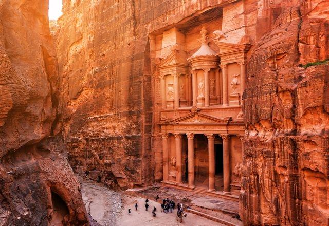 Pasqua in Giordania (15 - 19 aprile 2022) Petra - Mar Morto - Deserto Wadi Rum