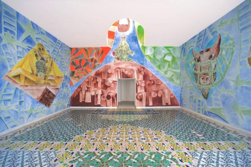 Museo Madre e Complesso Monumentale Donnaregina (7 novembre 2021)