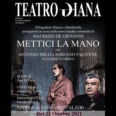 Teatro Diana (13 novembre 2021) Teatri & Eventi